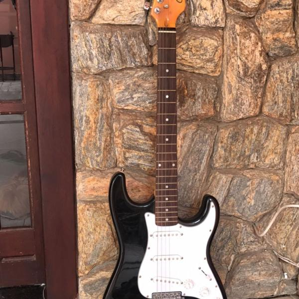 Guitarra confor