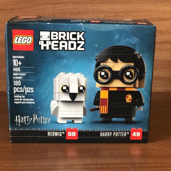 Lego - harry potter original e importado
