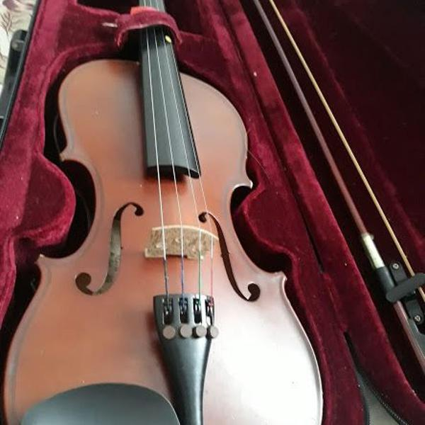 Violino 3/4 completo bag arco