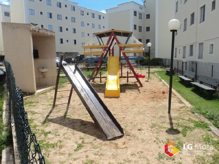 Apartamento residencial em campinas - sp, vila industrial