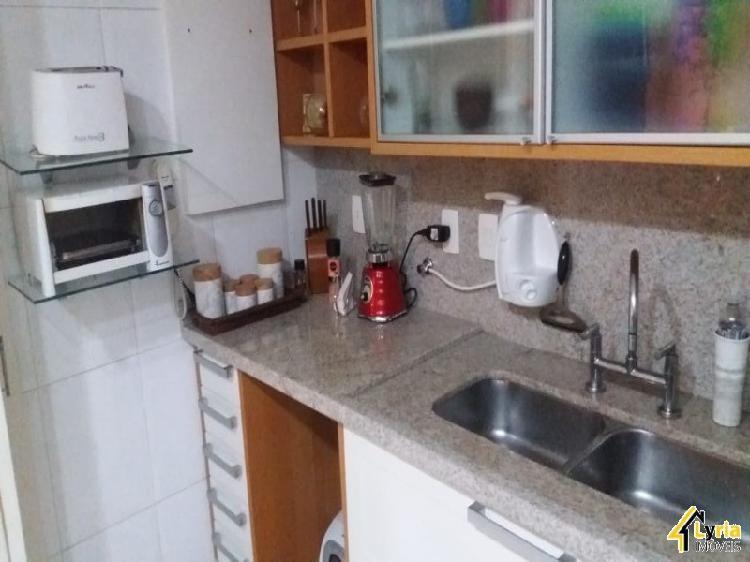 Apartamento residencial em santo andré - sp, campestre