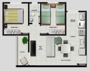 Apartamento residencial niágara - marialva