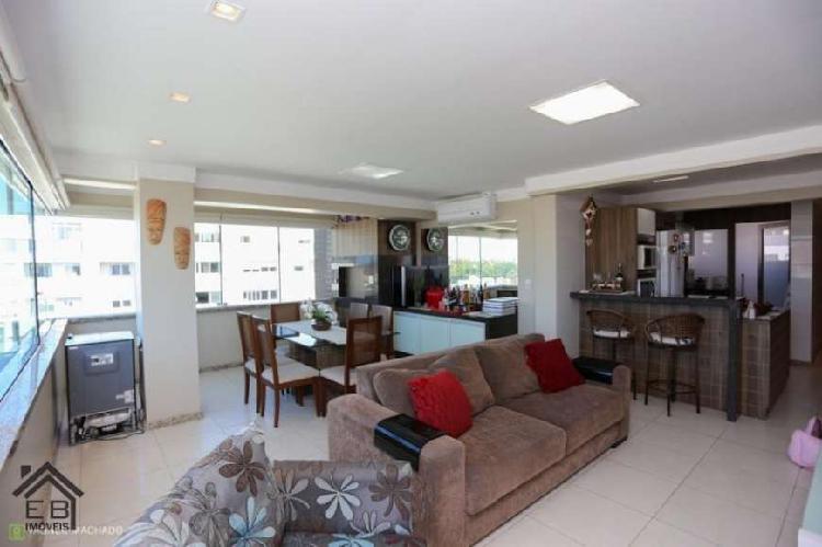 Apartamento mobiliado 2 dormitórios à venda, centro em