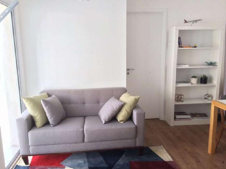 Apartamento para locação na rua augusta