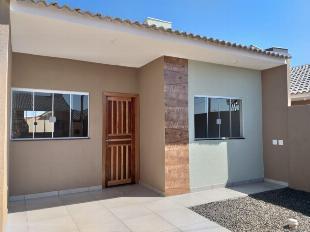 Casa nova!!! doc. grátis + zero entrada!!! jd. araucária