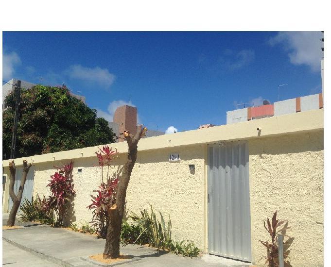 Casa com 04 quartos + dce, terraço, candeias, jaboatão, pe