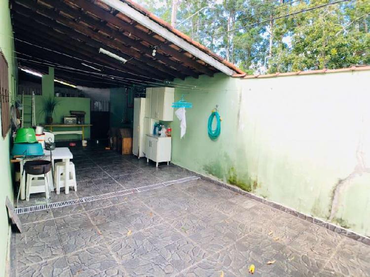 Casa em Esquina Jardim Santa Inês 2 com 2 dorm troca por