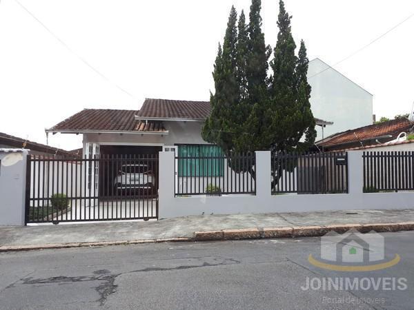 Casa para venda em joinville, costa e silva, 3 dormitórios,