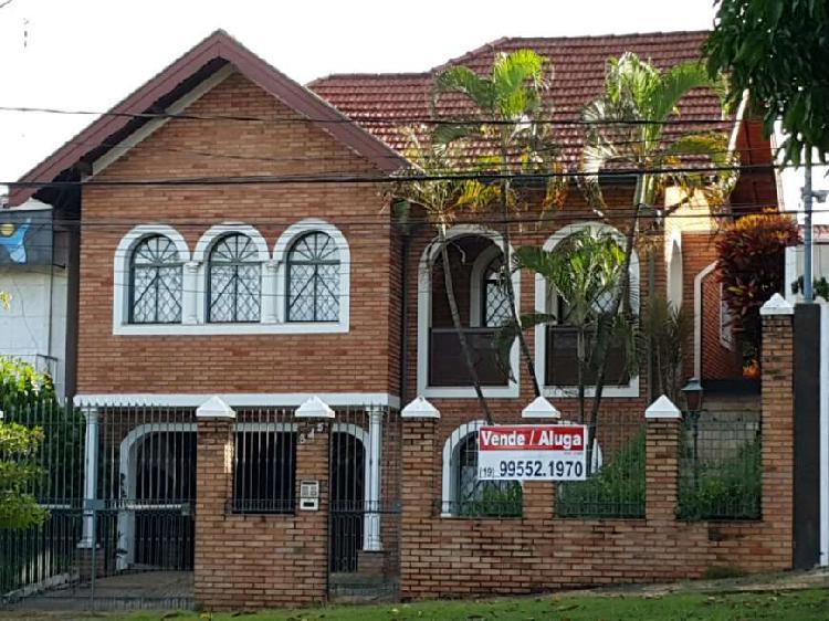 Casa para venda / jd. auxiliadora -ótima para comércio-