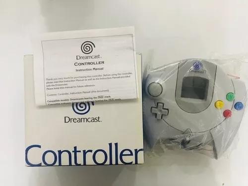 Controle original dreamcast novo s