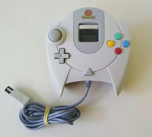 Controle original sega dreamcast hkt-7700