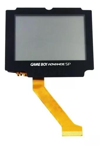 Gameboy advance sp (gba sp ags 001 tela lcd original