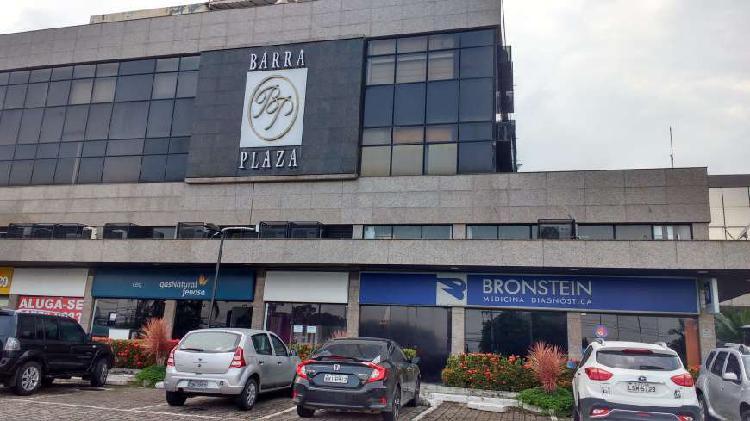 Loja aluguel 70 m² Barra plaza