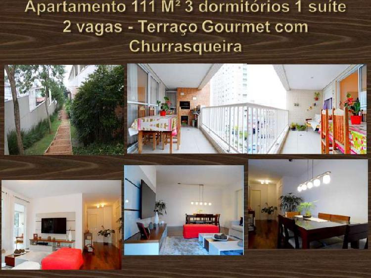 São Paulo Vila Gumercindo Saúde Apartamento 111 M² 3