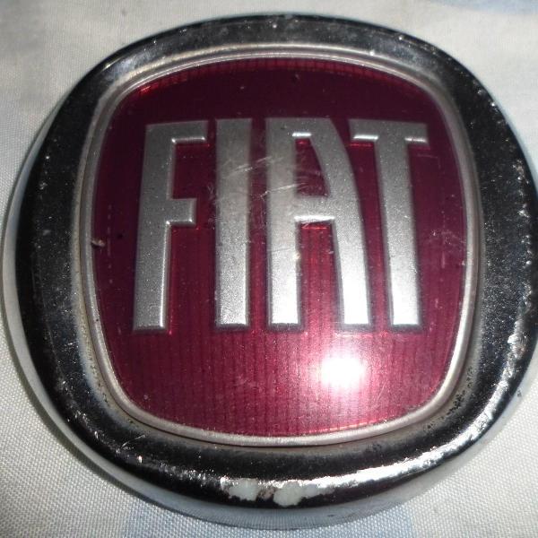 Emblema/logo fiat grade original peça única