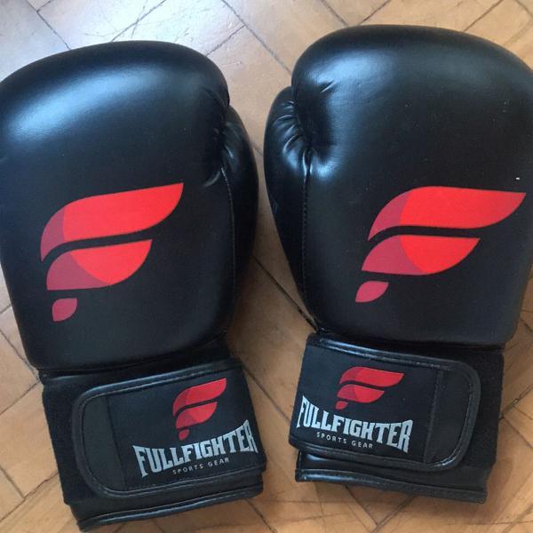Luva de boxe muay thai