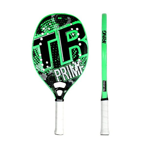 Raquete de beach tennis top ring - tr prime