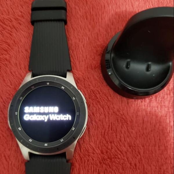 Samsung galaxy watch preto