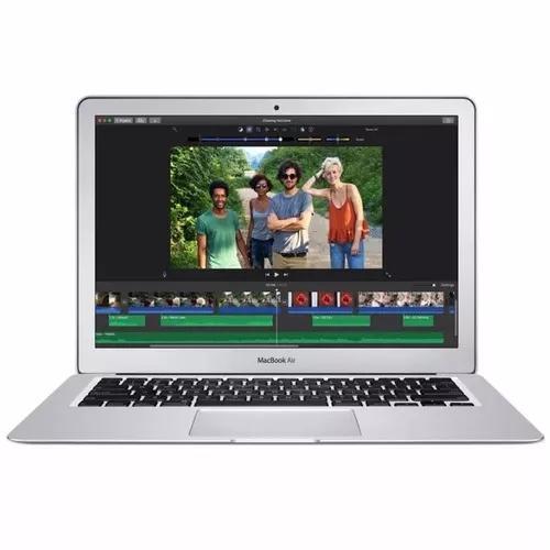 Apple macbook air 13 i5 1.8ghz 8gb 128ssd mqd32ll/a 2017 pra