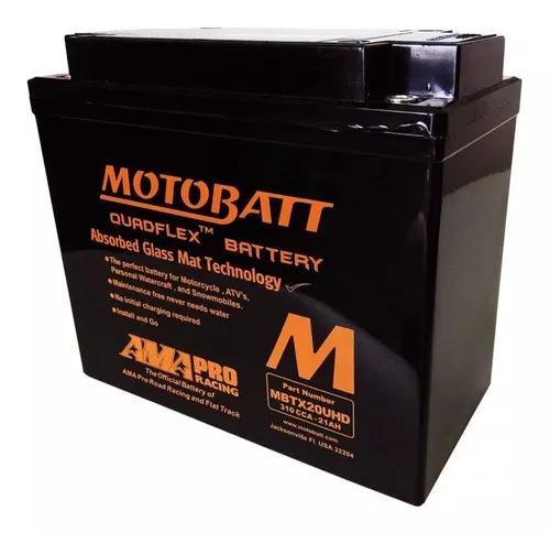 Bateria motobatt harley davidson heritage rocker mbtx20uhd