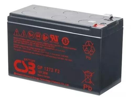 Bateria original apc rbc 2 12v 28w nobreak