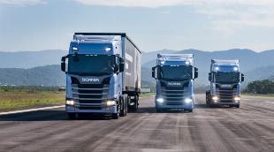 Carta contemplada para caminhão