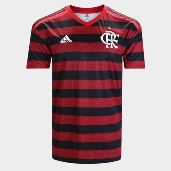 Camisa oficial flamengo 19/20 s/n°