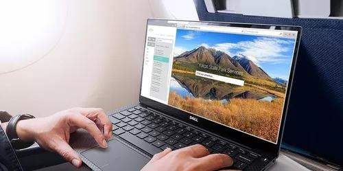 Dell xps 13 7390 512gb 8gbram corei7 10a ger