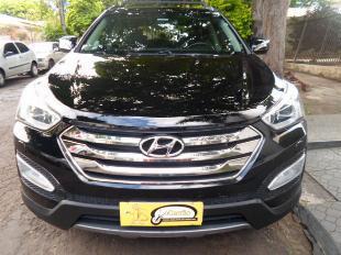 Hyundai santa fe 3.3 mpfi 7 lugares - 2014