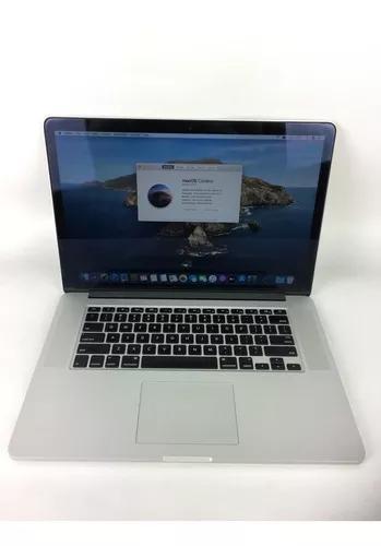 Macbook pro a1398 i7 2013 15 pol. 8gb hd 256gb