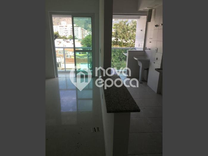 Méier, 2 quartos, 1 vaga, 65 m² rua aquidabã, méier,