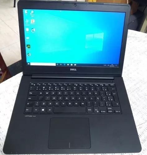 Notebook gamer i7 dell latitude 3450 placa video 2gb full hd
