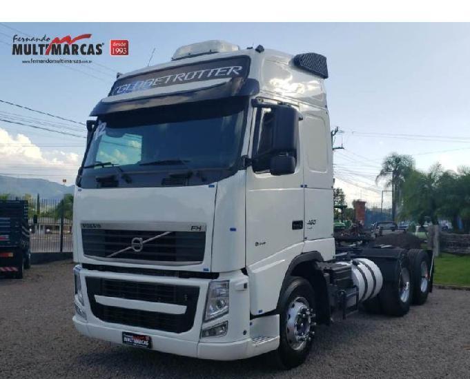 Volvo fh 460 6x2 t - ishift - globetrotter