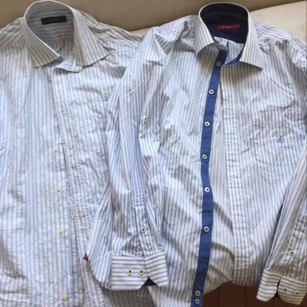 Kit camisa brooksfield