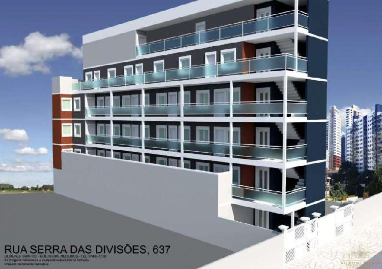 Apartamento 2 quartos ao lado do habibs e prox metro arthur