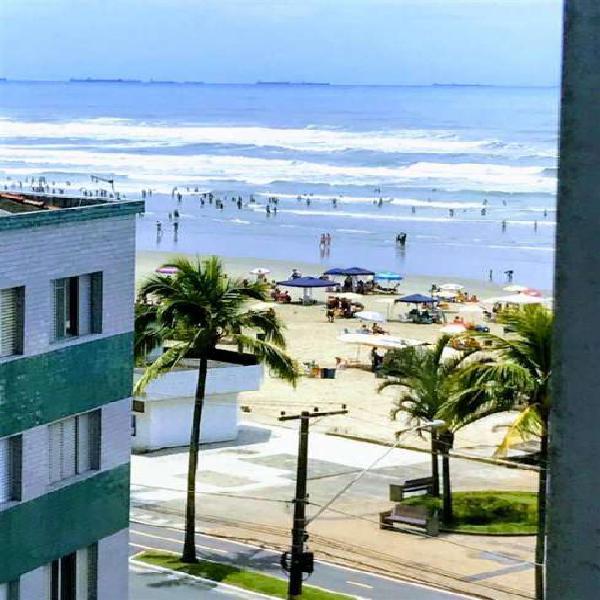 Apartamento cidade ocian - praia grande sp