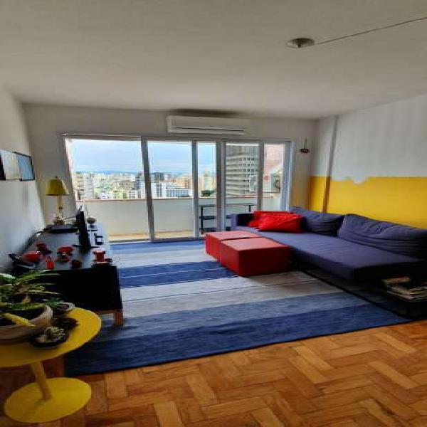 Apartamento para venda com 55 metros quadrados com 1 quarto