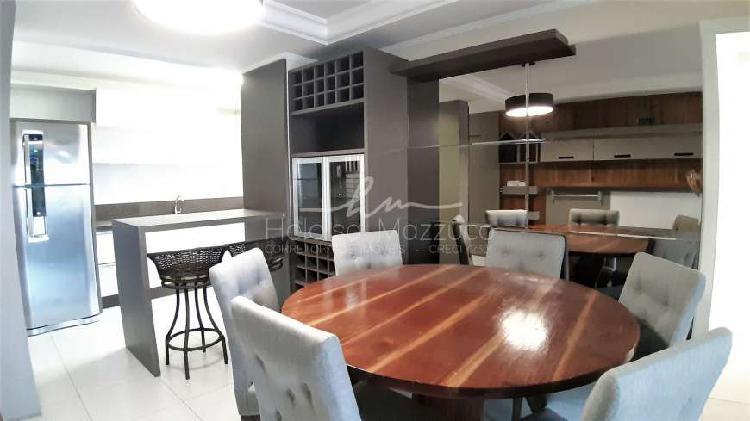 Apartamento à venda com 3 dormitórios no centro-criciúma,