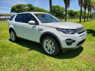 DISCOVERY SPORT 4WD HSE 2.0 DIESEL BRANCA 2018 ÚNICO DONO