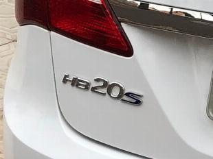 Hb20s 2014/15 1.0 branco unico dono