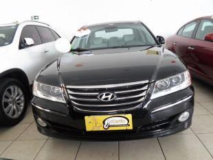 Hyundai azera v6 3.3 gasolina 4p automatico - 2011