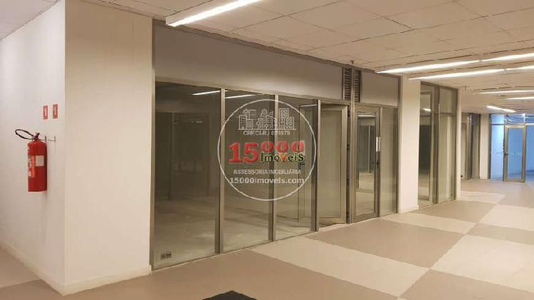Loja de 43 m² no americas avenue business square - recreio