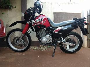 Moto xt 600e