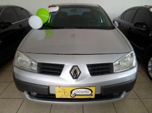Renault megane 2.0 dynamique sedan 16v gasolina automático