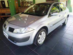Renault megane dynamique hi-flex 1.6 - manual