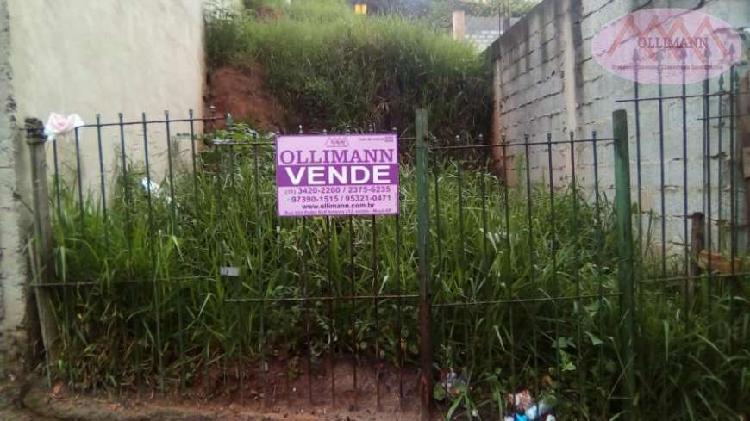 Terreno para venda em santo andré, condomínio maracanã