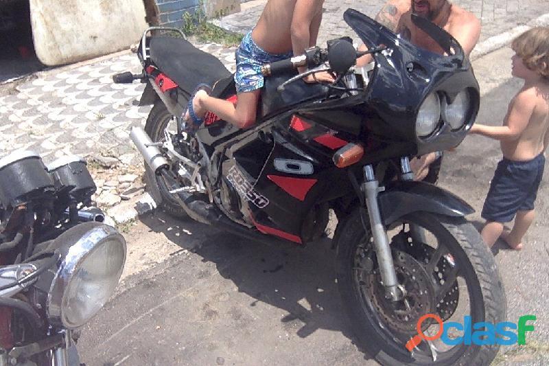 Rd 350 lc 1987 motocicleta