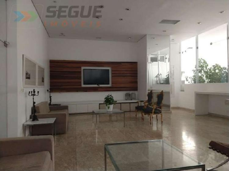 Venda apartamento, 130m², 3 dorm (1suite), proximo da av.