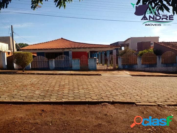 Casa 290,98 m²,4 dormitórios, MOBILIADA, Sarutaia /SP.