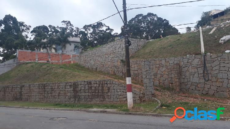 Terreno de 2.278,40 m² no tamboré 1 com vista permanente